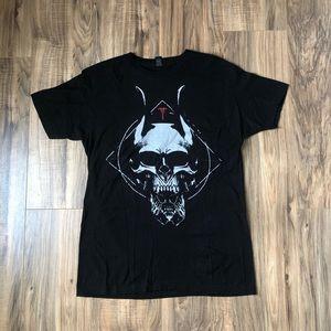 Trivium Silence In The Snow Album Shirt Medium